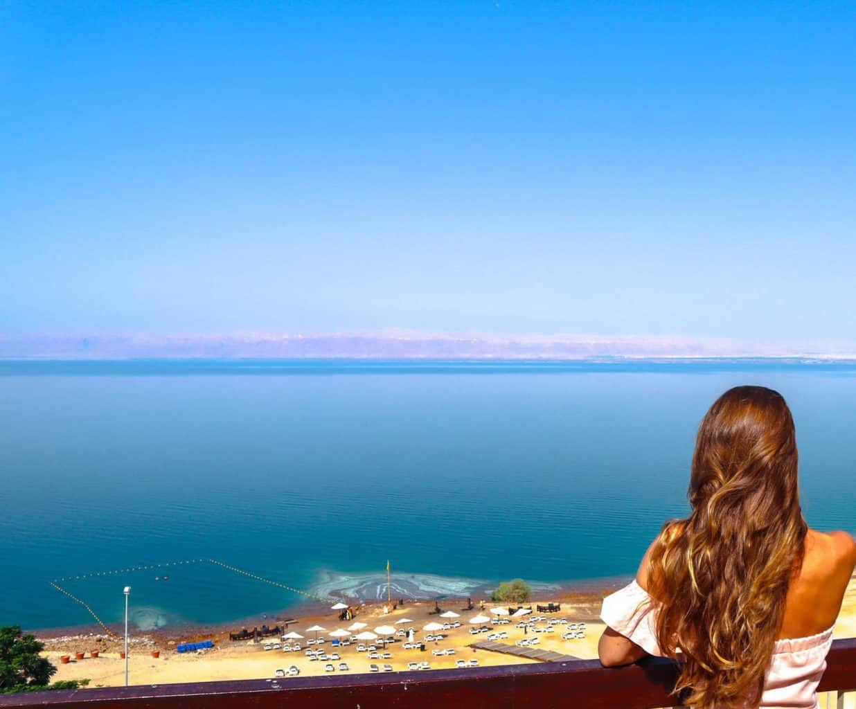 where to stay in the Dead Sea