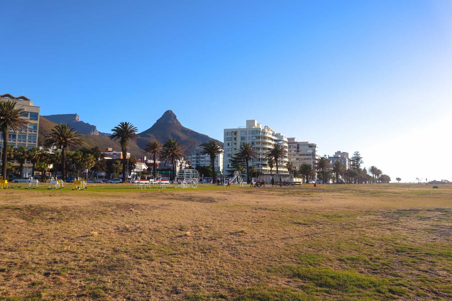 areas to visit in Cape Town