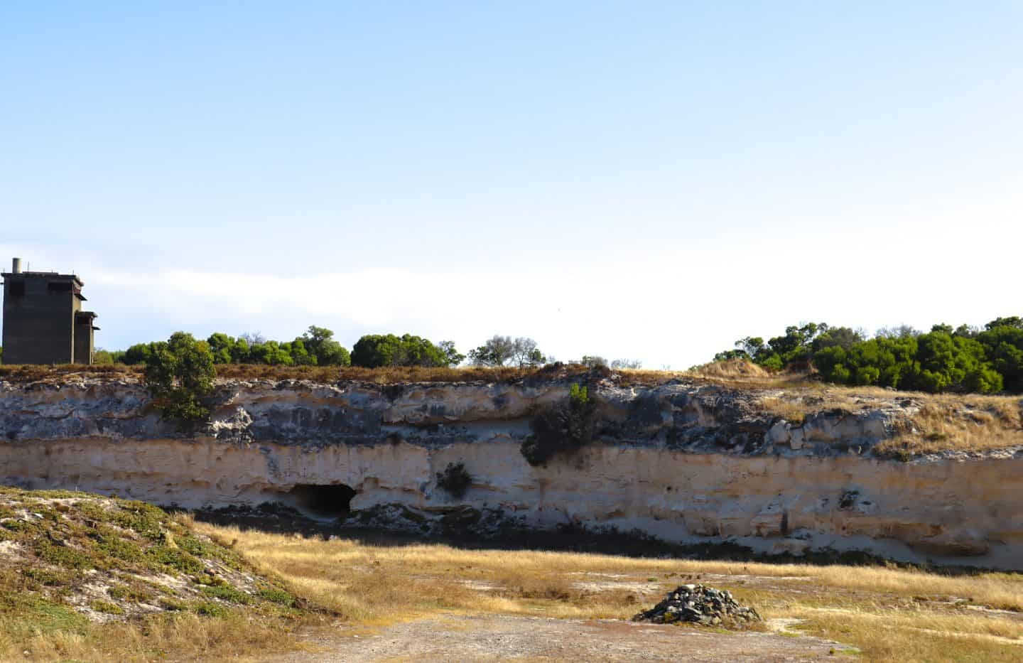 The Quarry at Robben Island