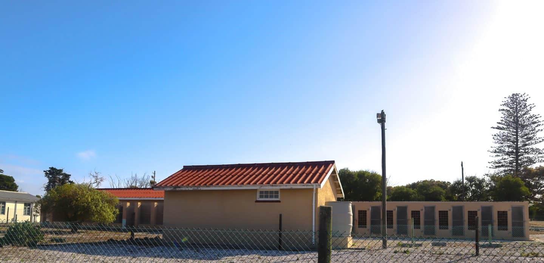 Robert Sobukwe's house on Robben Island