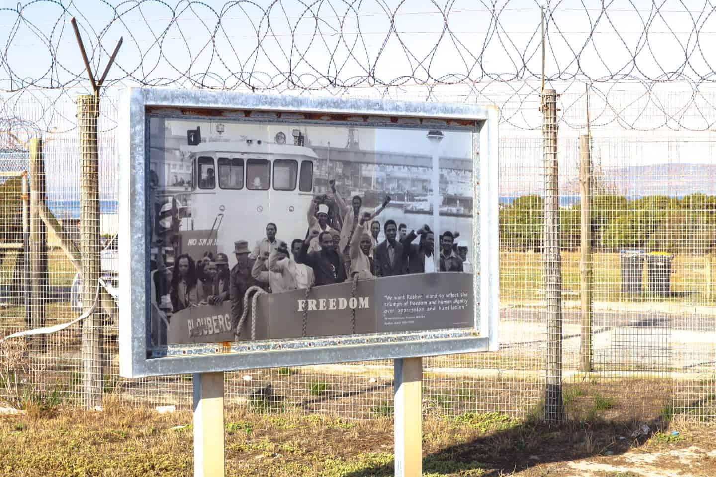 Visiting Robben Island on a Tour from Cape Town