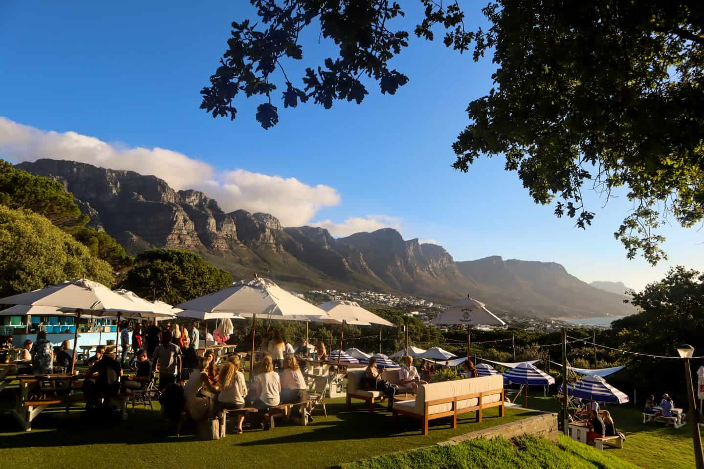 places to eat in Cape Town