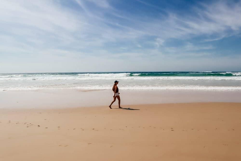 Sardinia Bay Beach near Port Elizabeth