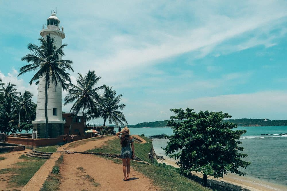 visiting galle in sri lanka