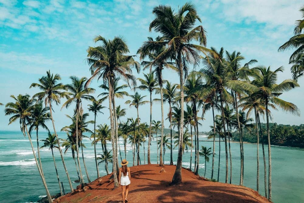 which beaches to go to in Sri Lanka