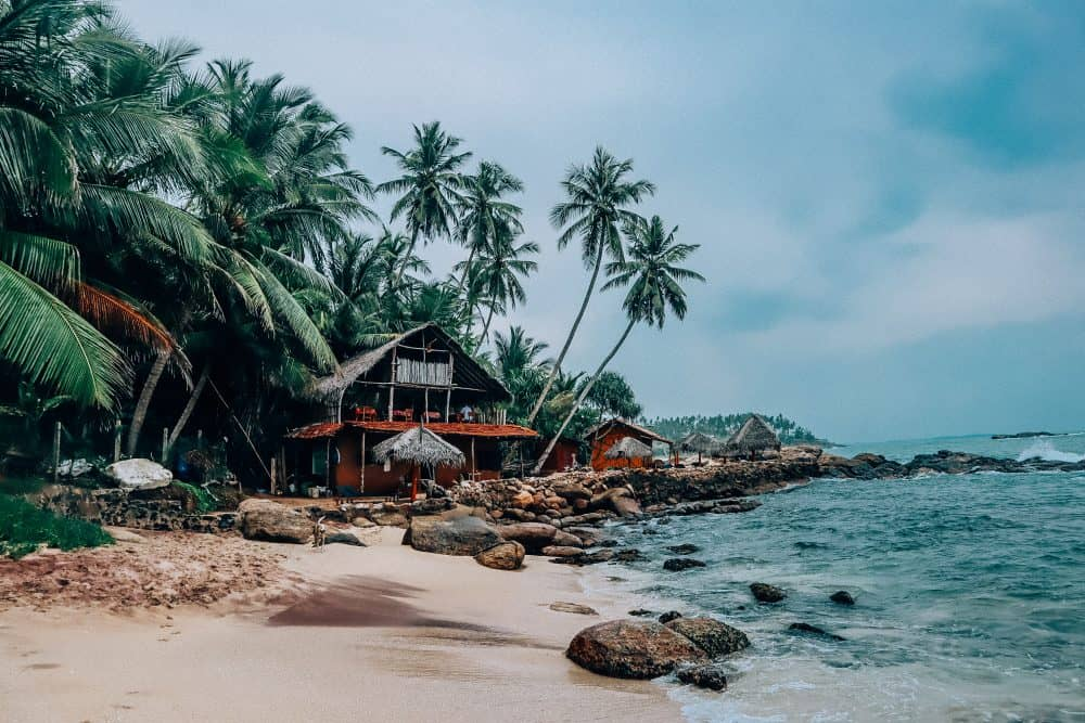 best beaches in tangalle