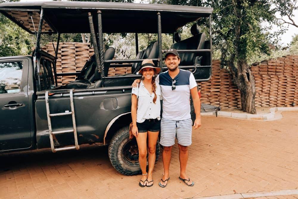 Safari at Yala National Park, Sri Lanka