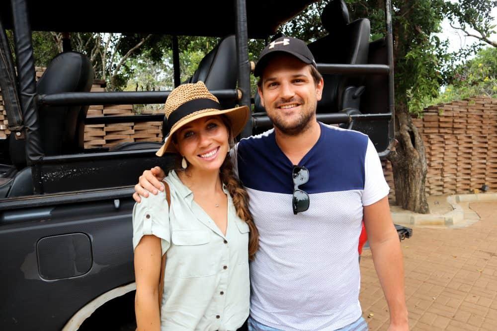 Ready for our Yala National Park safari