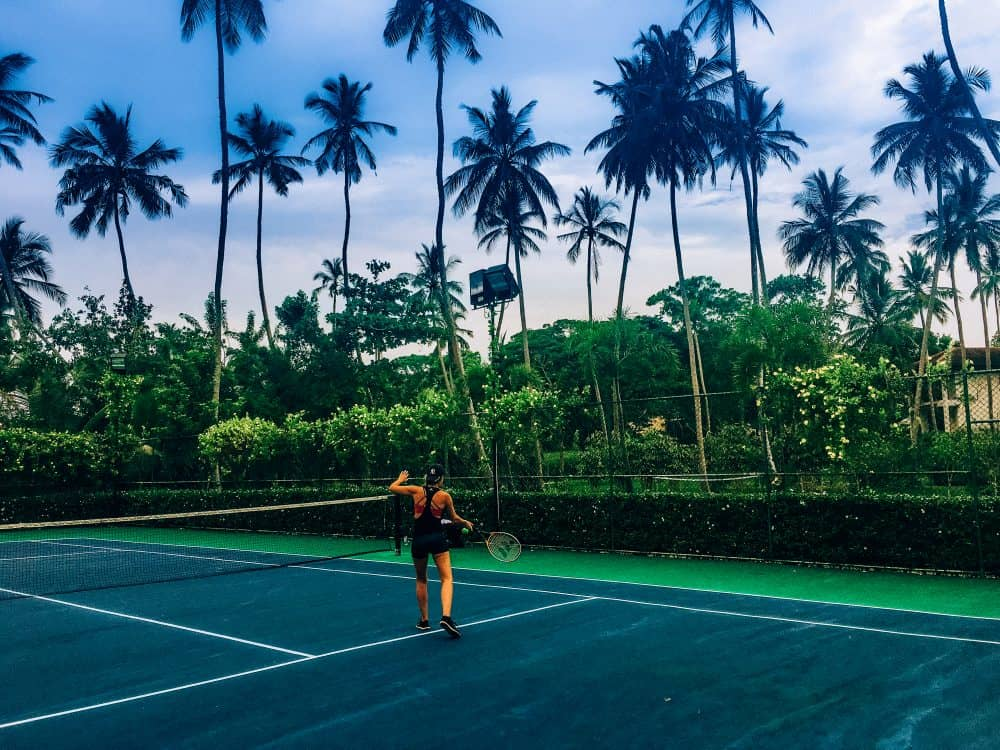review of the Anantara Peace Haven Tangalle Resort