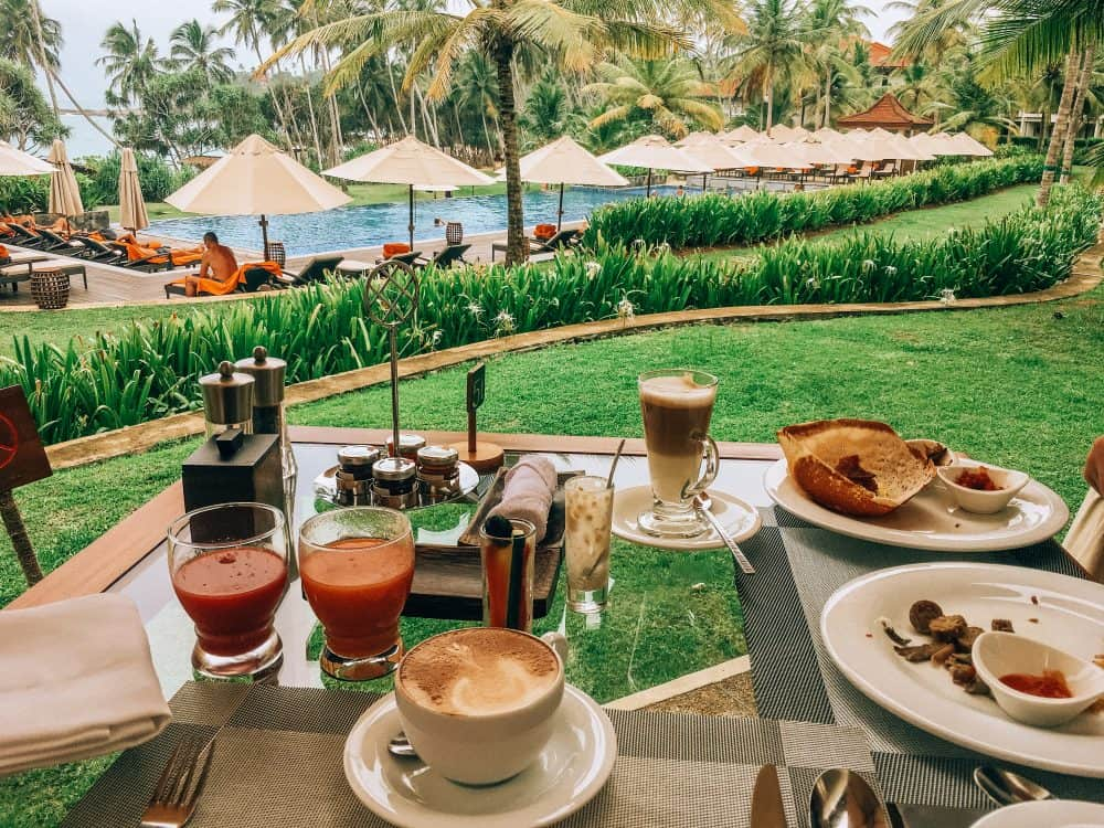 where to eat Tangalle