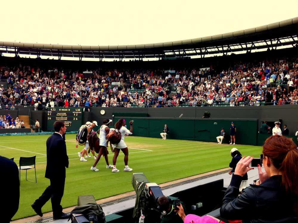 advice for The Queue at Wimbledon