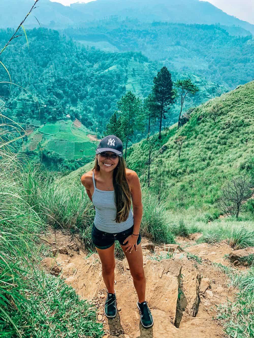 Hiking in Ella