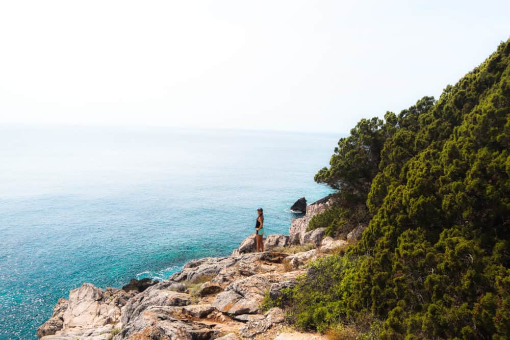 what to do Mljet island