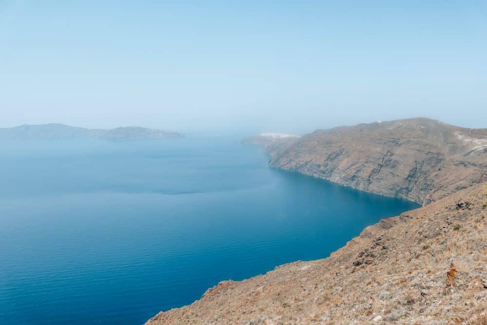 Greek island hopping itinerary