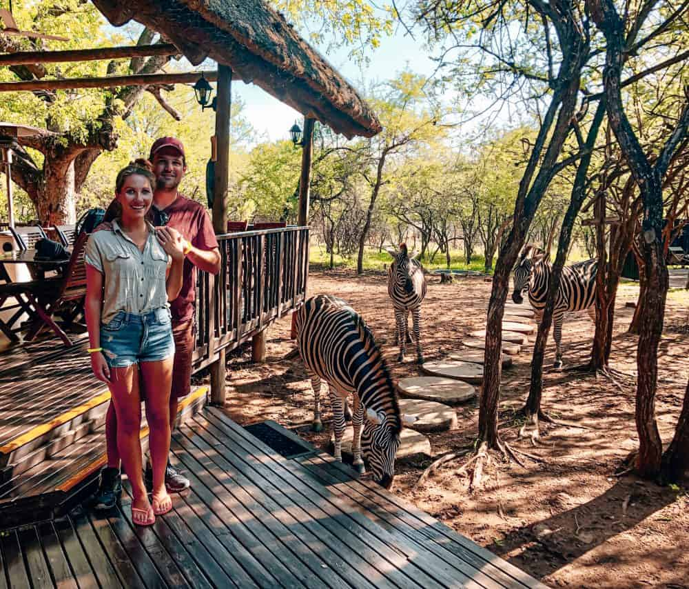 luxury lodge in Kruger National park