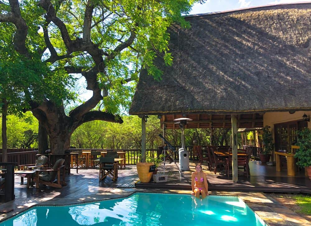how to spend at Kruger national park