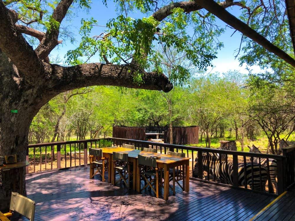 lodges at Kruger national park