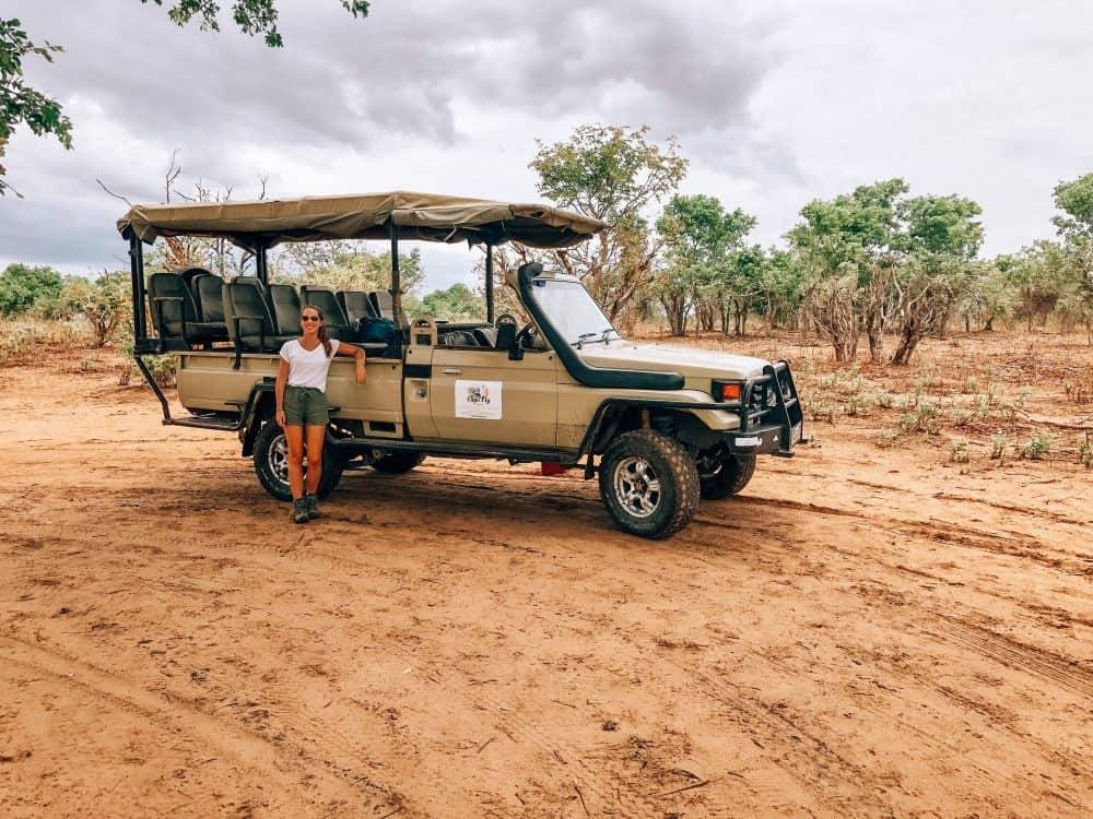 Day trip to Chobe National Park in Botswana