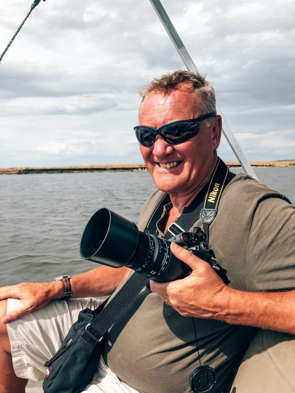 Chobe River Cruise in Botswana