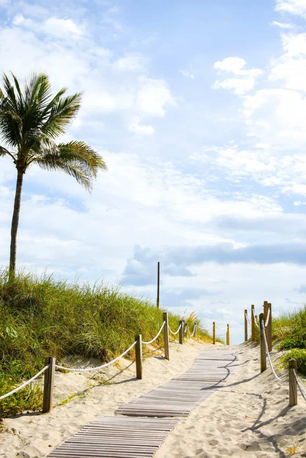 South Pointe Park Miami