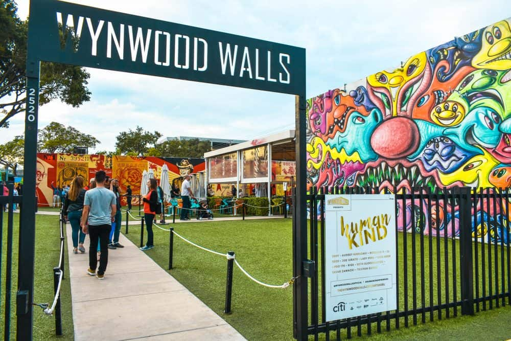 Wynwood Walls in Miami