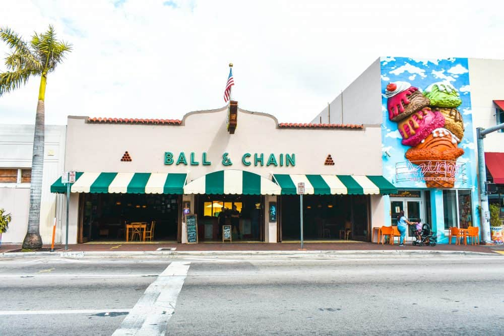 Ball & Chain in Little Havana, Miami