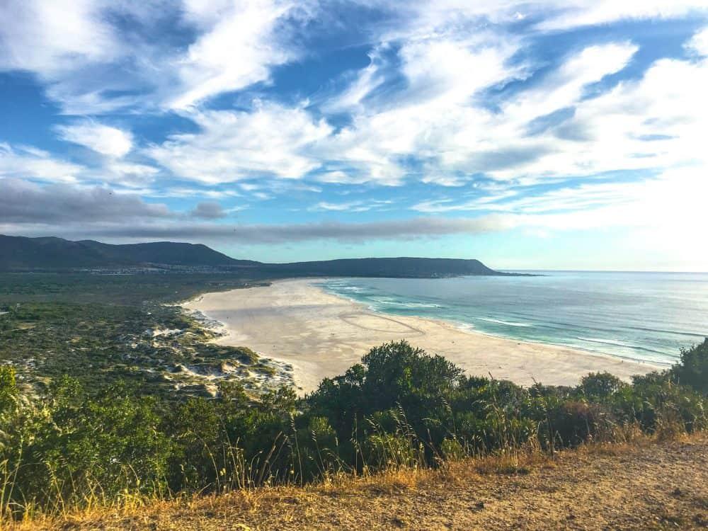 Best beach for surfing near Cape Town, Kommetjie