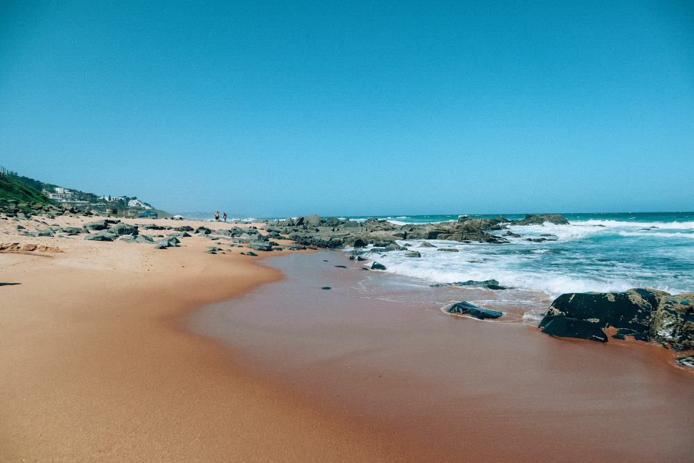 Ballito, one of the best beaches in Durban