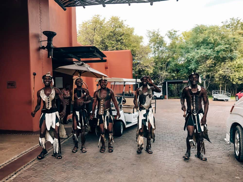 Welcome to the Avani Victoria Falls Hotel