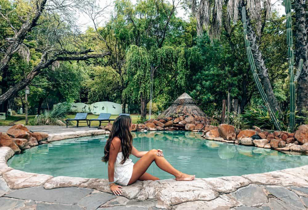 Maramba River Lodge in Livingstone, Zambia