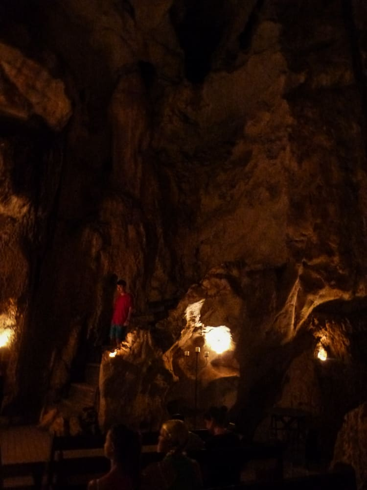 Visiting the Capricorn Caves on an East Coast Australia road trip itinerary