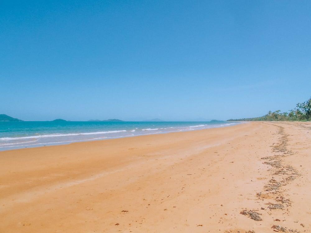 Mission Beach in Northern Queensland