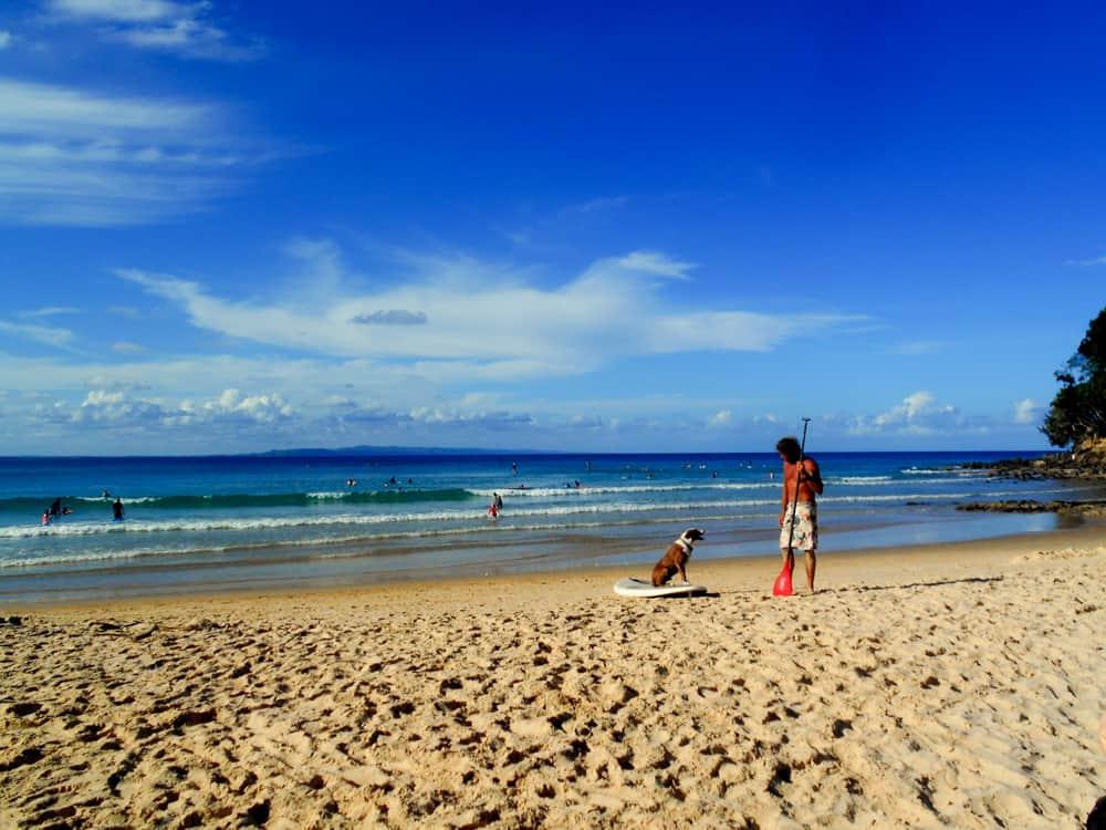 Locals in Noosa, Queensland
