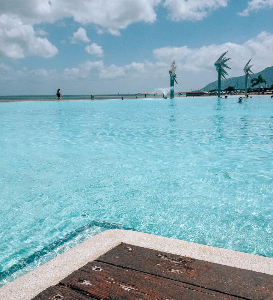 The Cairns Esplanade Lagoon