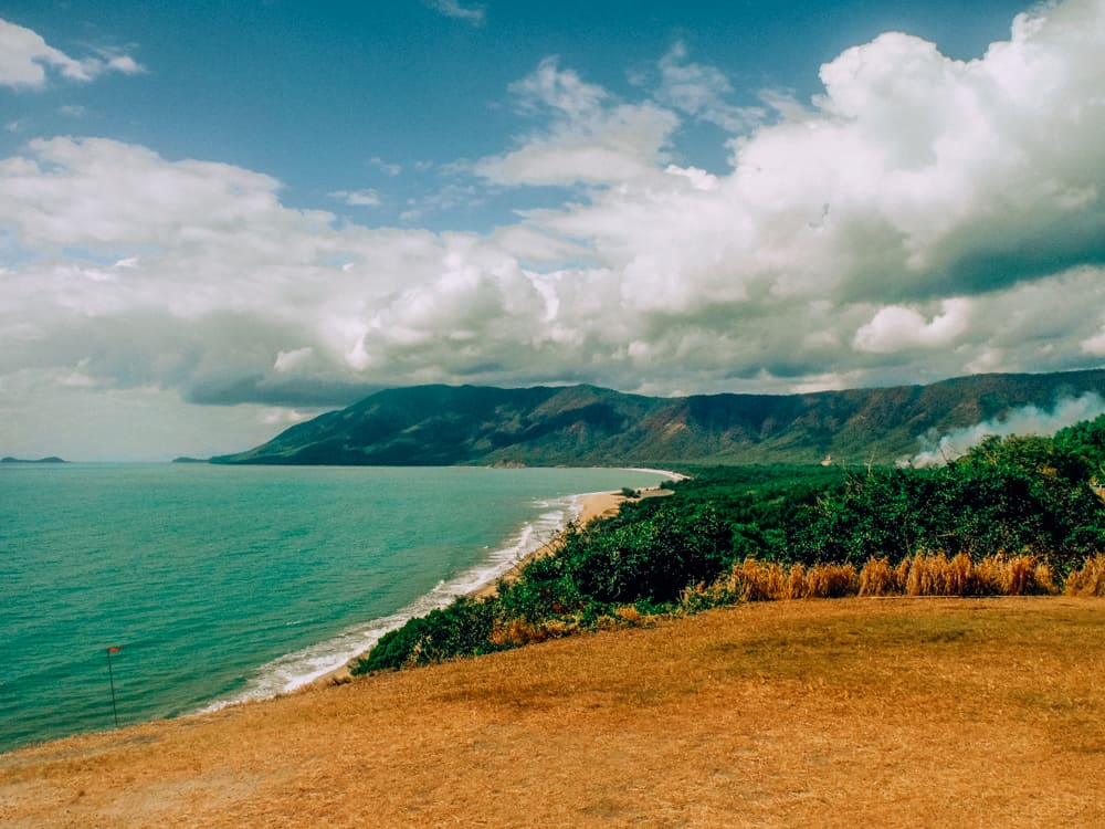 Driving from Cairns to Cape Tribulation on an Australia East Coast road trip itinerary