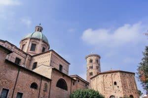 The Basilica di San Vitale