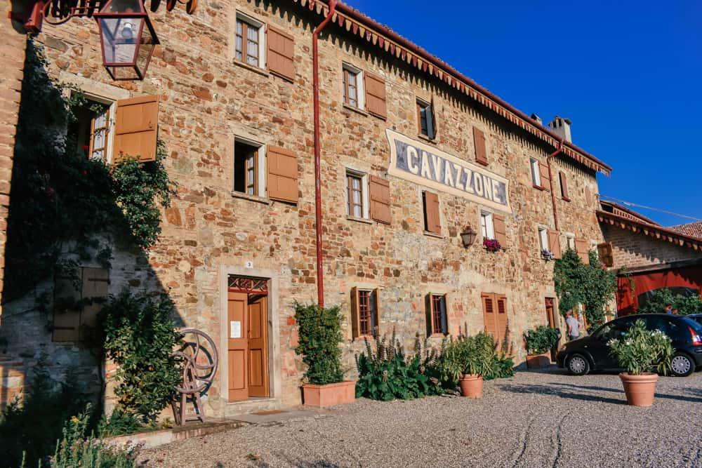 Beautiful farmhouse near Parma, Emilia Romagna