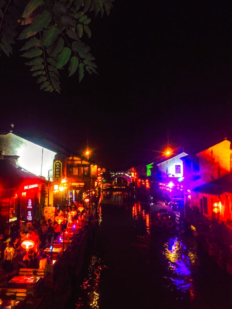 Suzhou by night