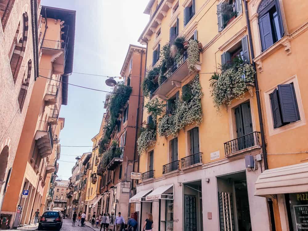 How to get around Verona