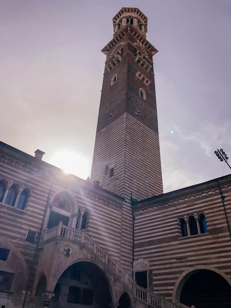 The Torre dei Lamberti