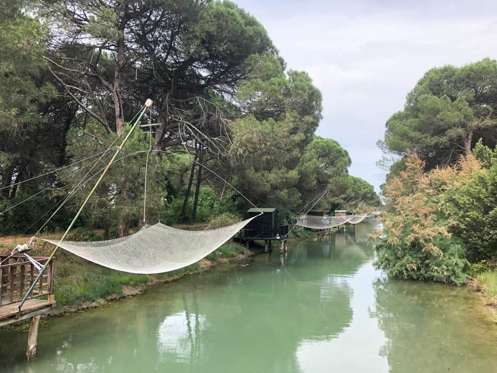 Exploring the Po Delta in Emilia Romagna