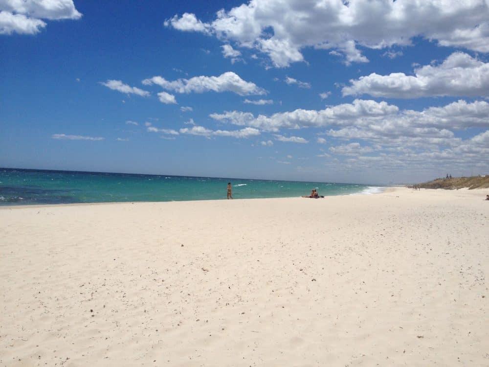 Cottesloe Beach near Perth, Western Australia