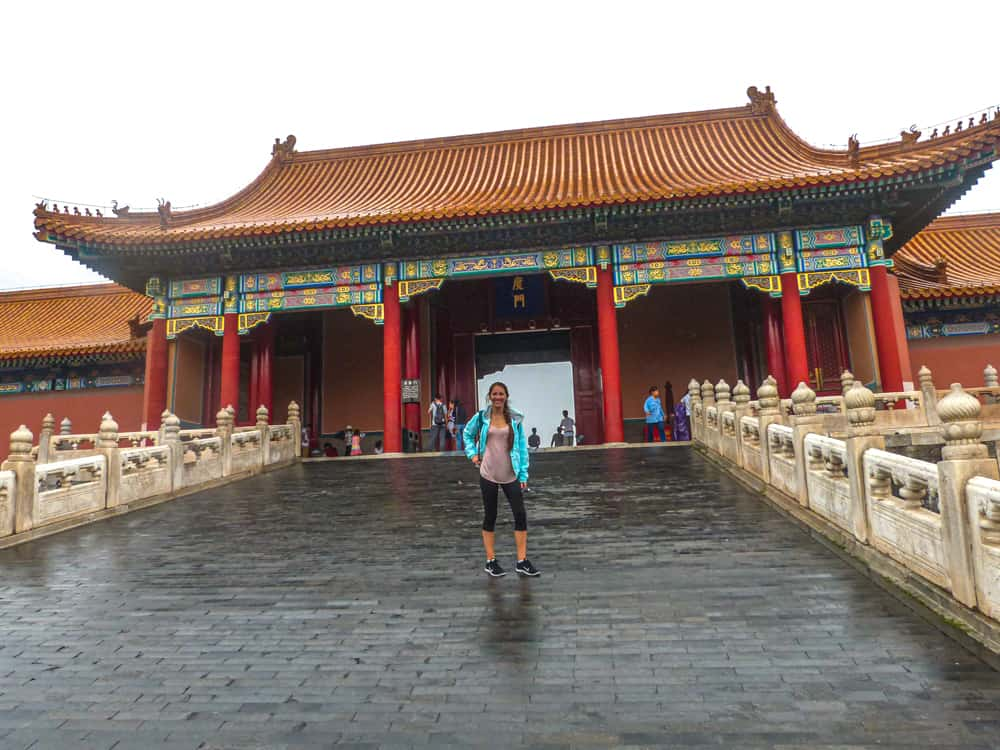 Exploring the Forbidden City in Beijing