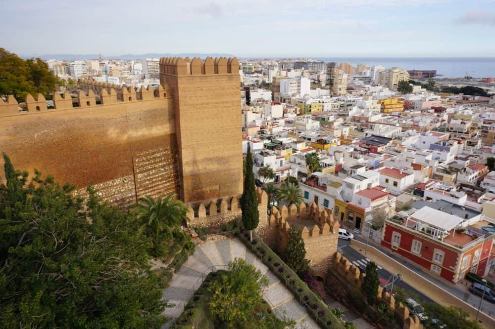 Almeria in Andalusia