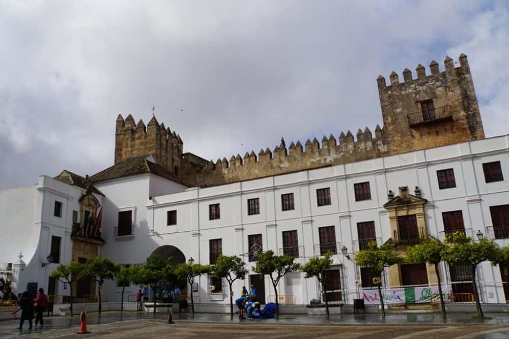The Spanish village of Arcos de la Frontera