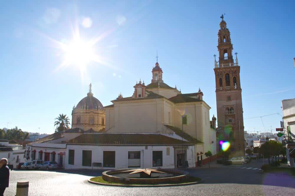 Carmona in Andalusia