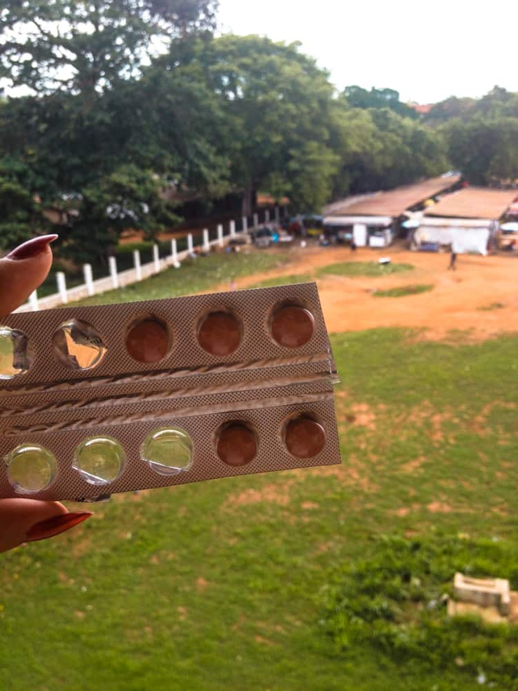 Malaria in Ghana