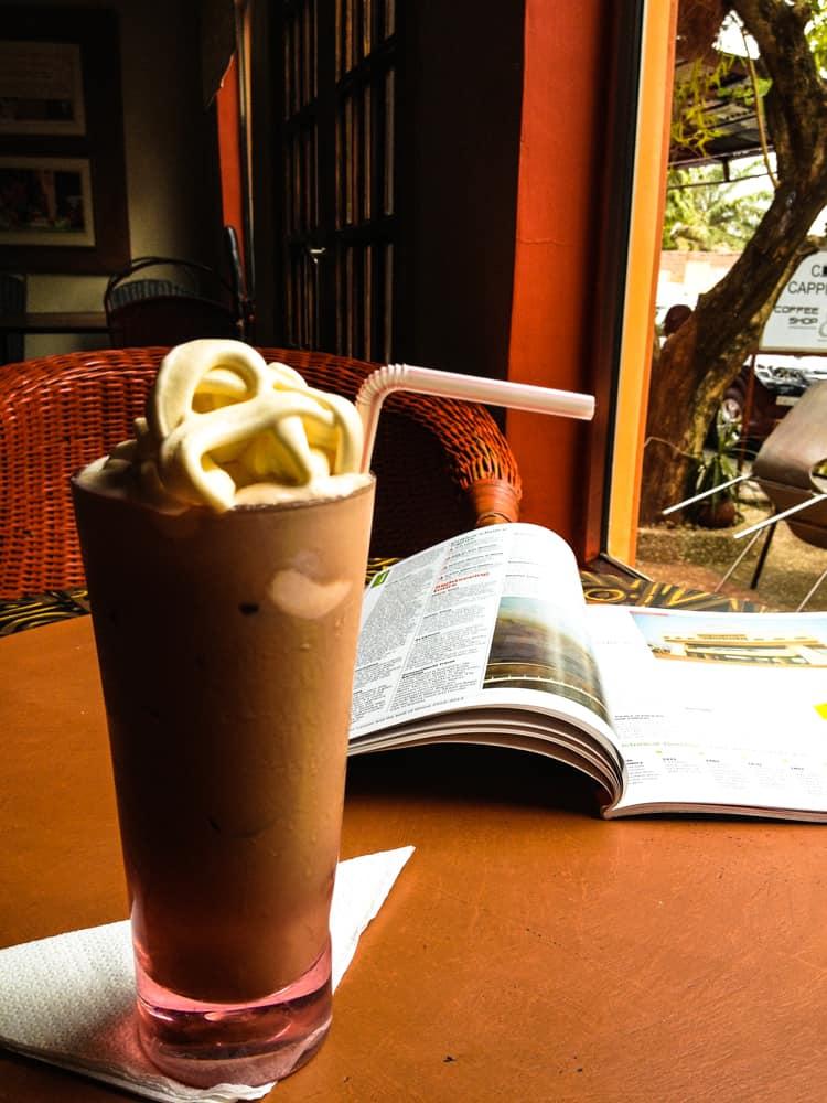 Josie's Cuppa Cappuccino