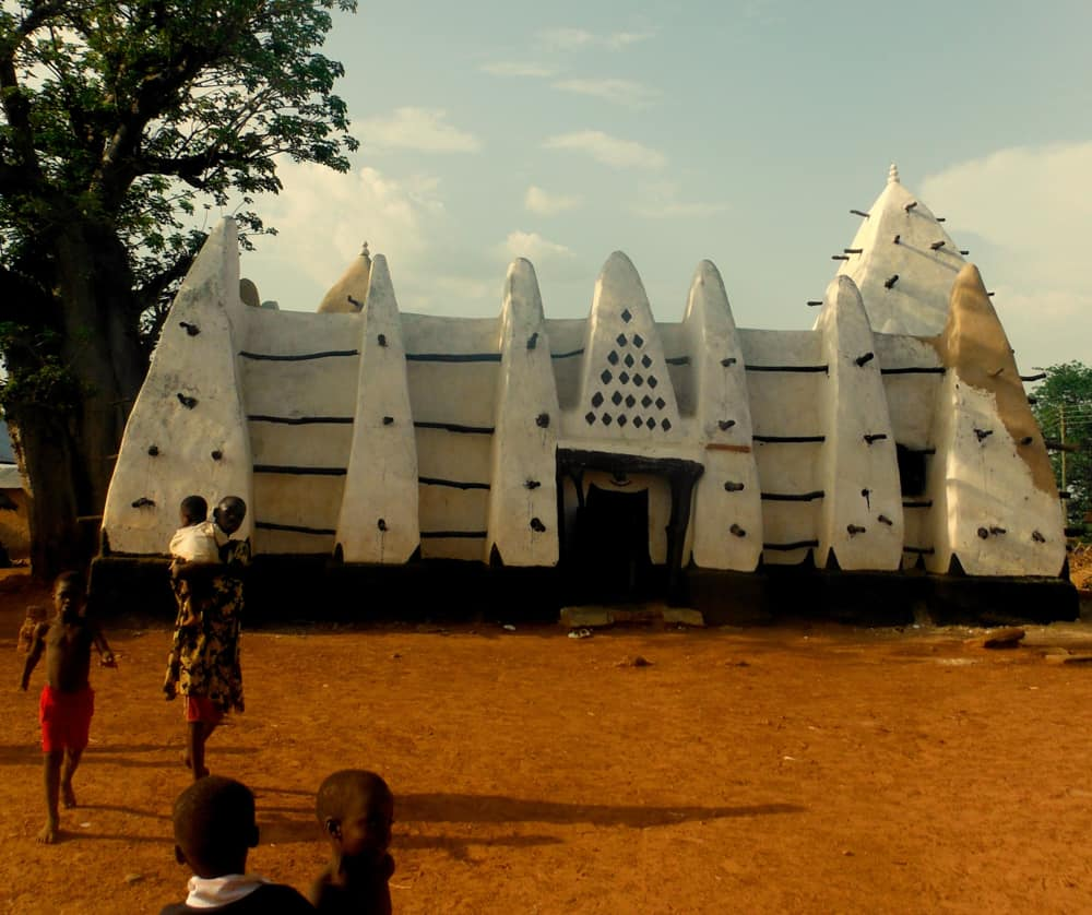 Labaranga Mosque in Northern Ghana