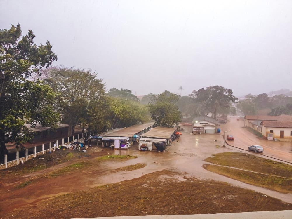 Climate in Ghana